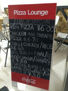 The Pizza Lounge