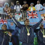 フィジー史上初の金メダルを国民総出でお祝いする日