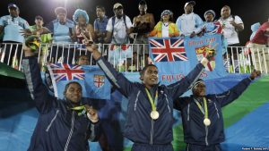 CELEBRATE TEAM FIJI TO THE 2016 SUMMER OLYMPICS