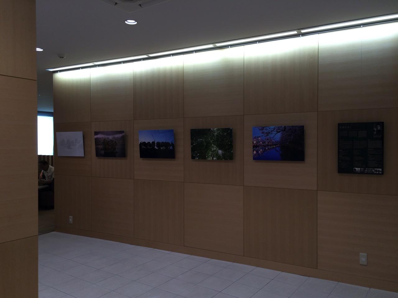青森空港ラウンジ