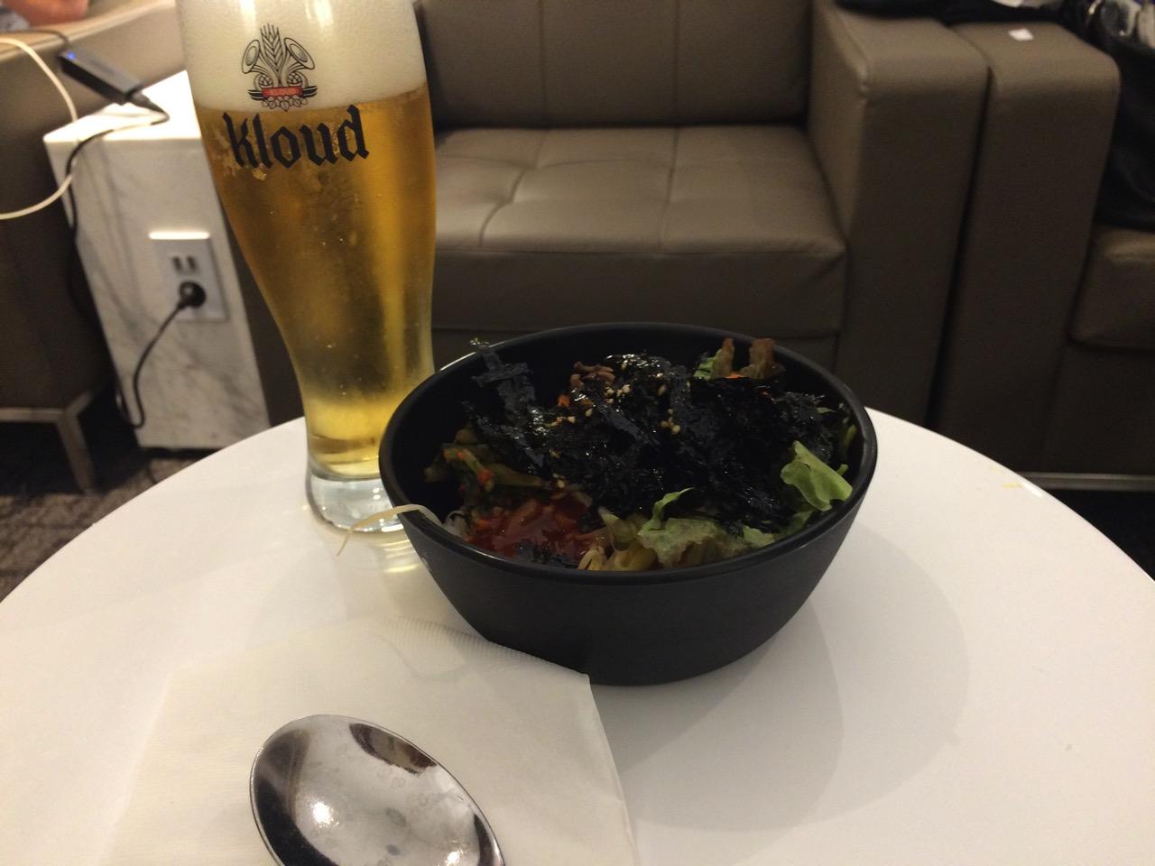仁川国際空港 SKY HUB LOUNGE