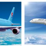 大韓航空でフィジーに渡航する人に朗報。大韓航空とJALが提携。