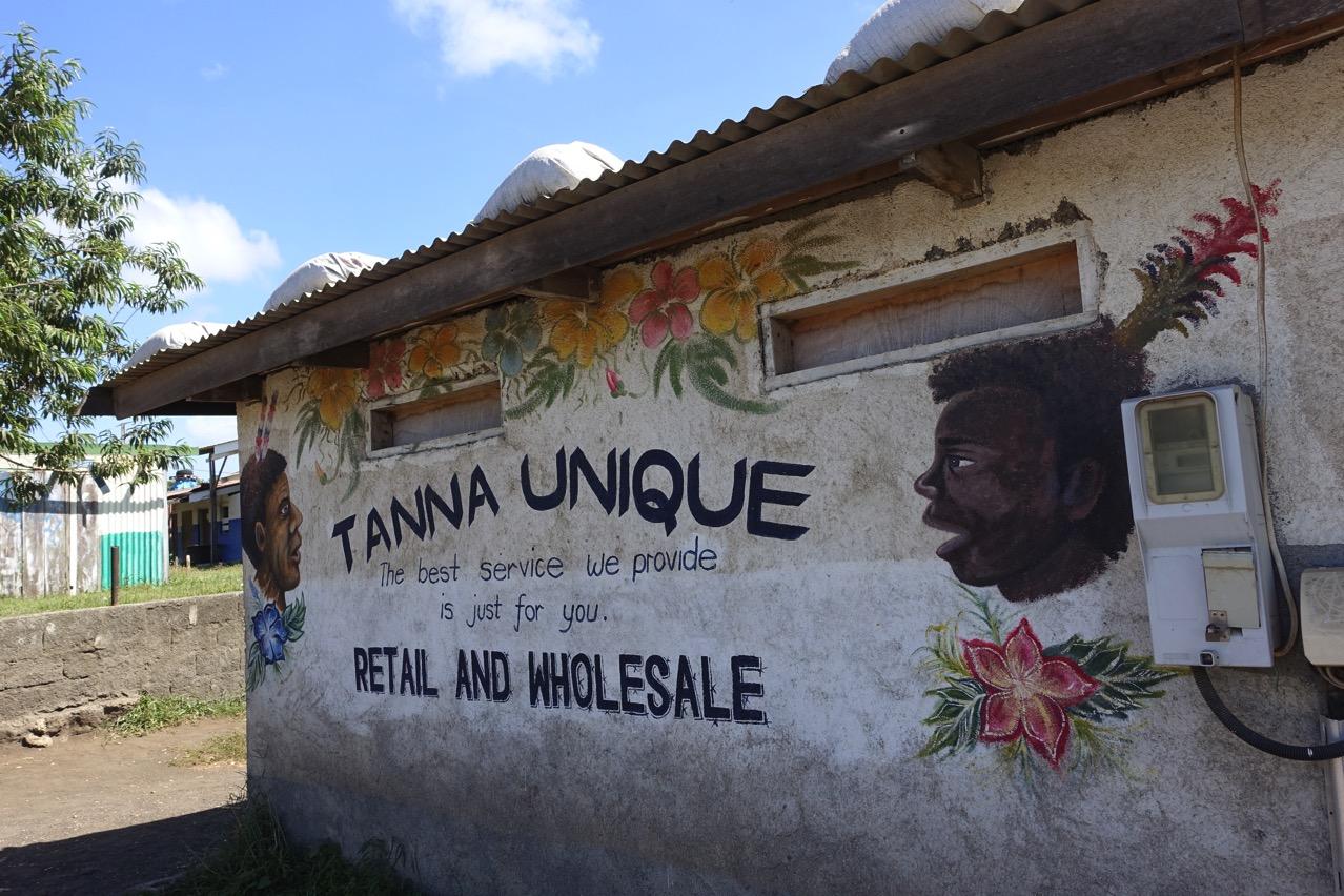 バヌアツ共和国タンナ島