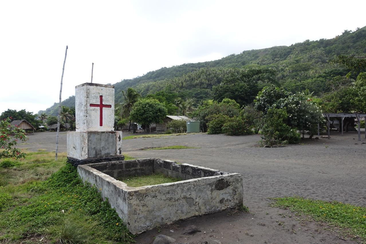 タンナ島温泉