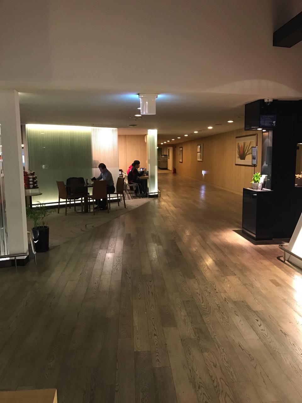 仁川国際空港 Matina Lounge