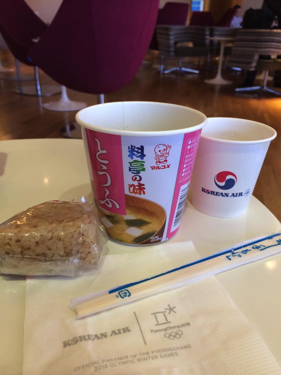 関西空港KALラウンジ