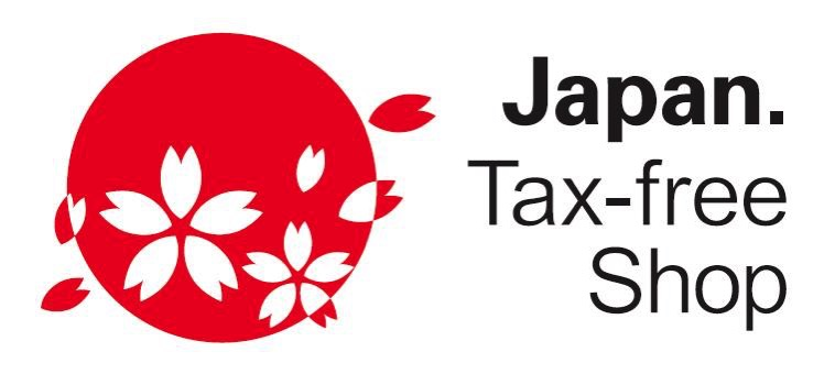 Japan tax free shop logo
