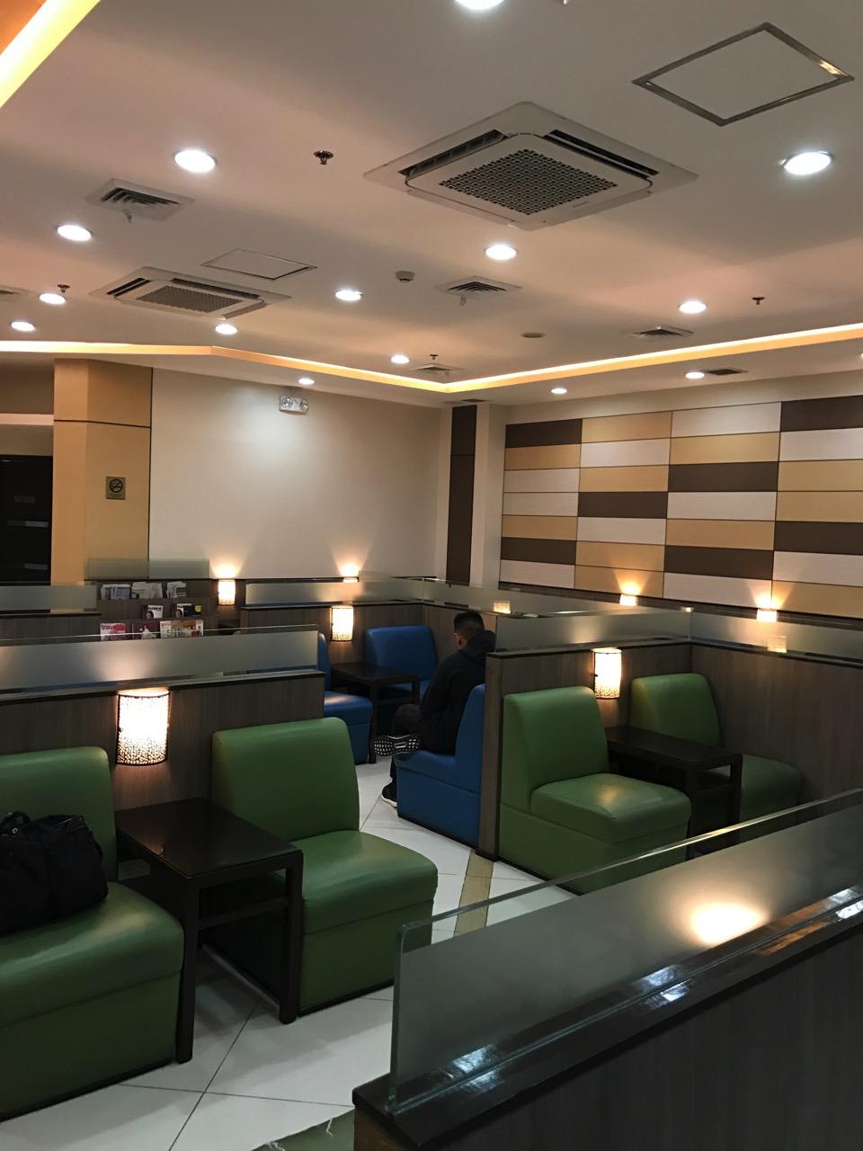 ニノイ・アキノ国際空港スカイビューラウンジ